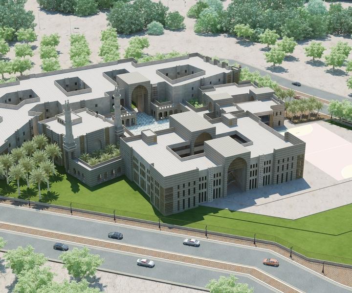 Educational Institute in New Cairo