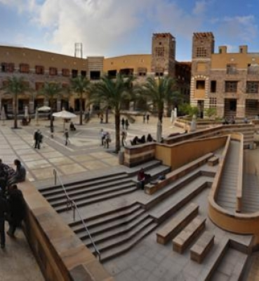 The American University New Campus – New Cairo, Egypt