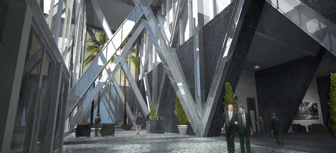 International Corporate Building – Giza, Egypt