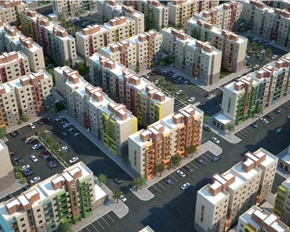 Khalifa City – New Cairo, Egypt