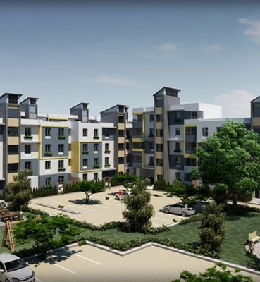 Social Housing Projects – Giza, Egypt